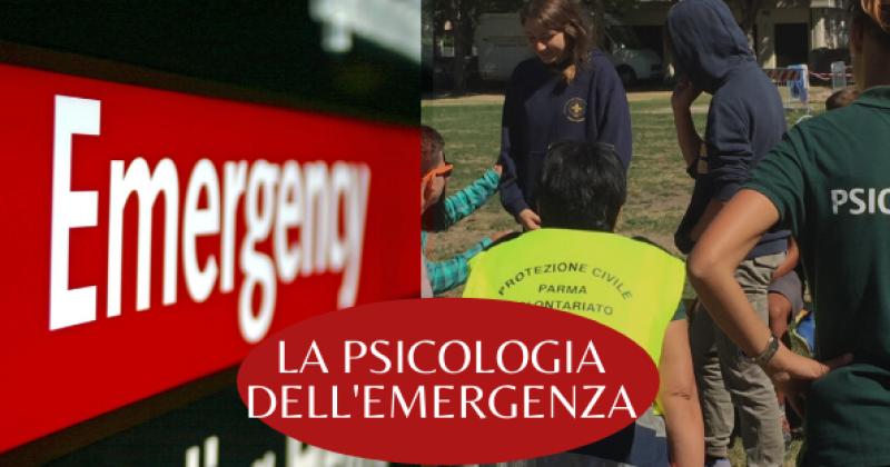 La Psicologia dell'Emergenza