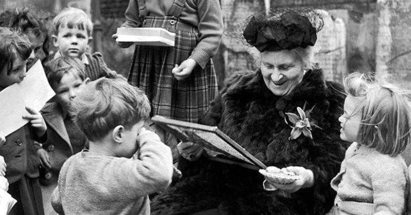 Consigli per un metodo materno Montessoriano