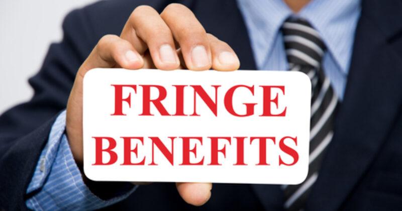 Cosa sono i fringe benefit?