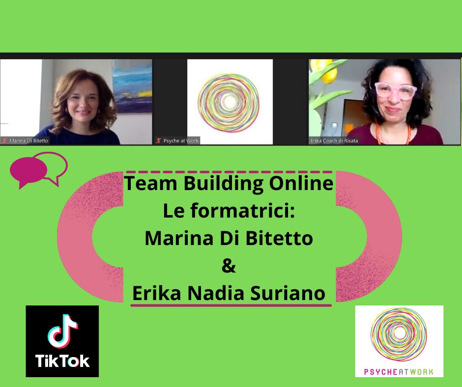 Team Building Online: la nuova frontiera dell'engagement aziendale.